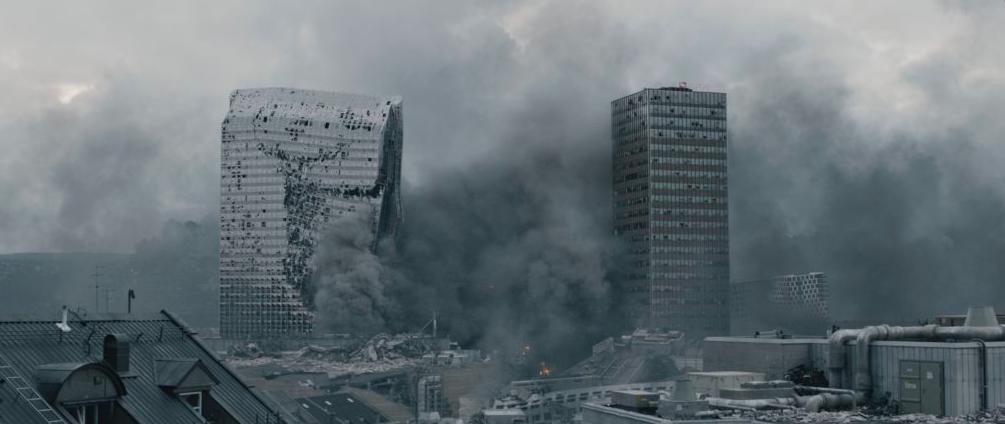 """The Quake"". Regia John Andreas Andersen"